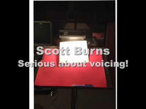 Scott Burns Voice Actor-WA Lottery Trucks and Bucks 2013