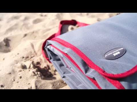 JJ Cole All-Purpose Blanket - Perfect for the Beach or Park