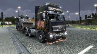 Euro Truck Simulator 2. Эксперименты с ведущим мостом(, 2015-04-14T14:14:39.000Z)