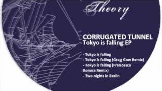 Corrugated Tunnel - TOKYO IS FALLING EP on Abstract Theory Records (ABT005)