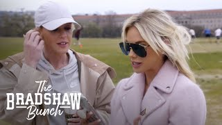 Rachel Bradshaw Gets a Text From Dan the Marine and Freaks The Bradshaw Bunch E