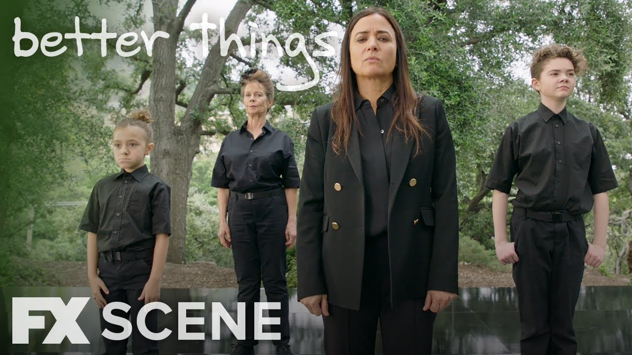 Download Better Things   Season 2 Ep. 10: The Dance Scene   FX