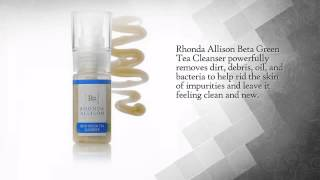 Rhonda Allison Cleansers - Beta Green Tea - skincarebyalana.com Thumbnail