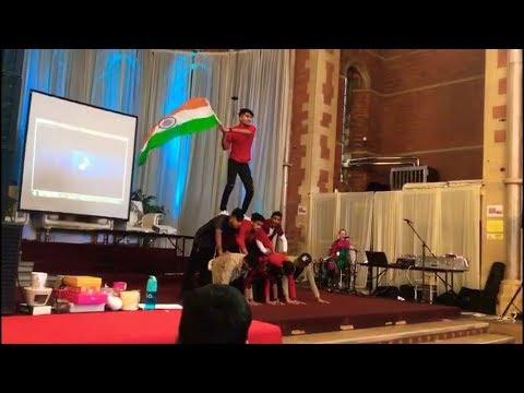 Dancer Mayur Group Dance Performance Bezubaan & INDIA WAALE