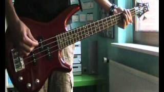 Millencolin - Afghan Bass Cover