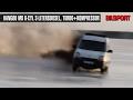 Renault Kangoo med 6-cyl Mercedes-diesel turbo + kompressor