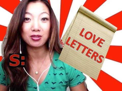 DATING ADVICE: Do Love Letters Work?  Or Do They Scare Girls Away? (DATING ADVICE FOR GUYS)