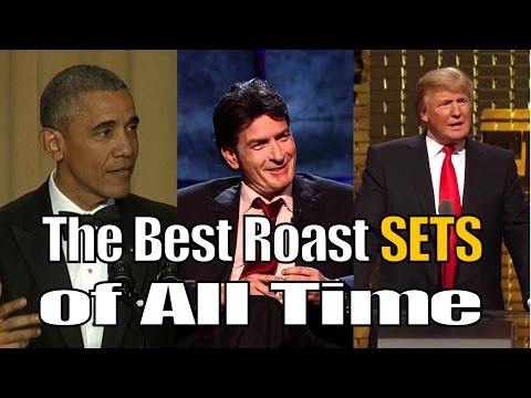 The Best Comedy Central Roasts of All Time