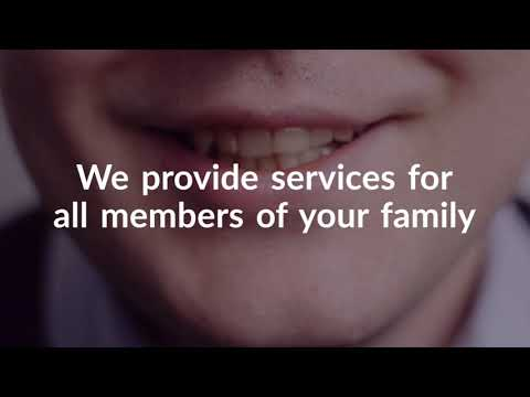 Meet all your family dental needs in one office Mississauga - The Smile Centre