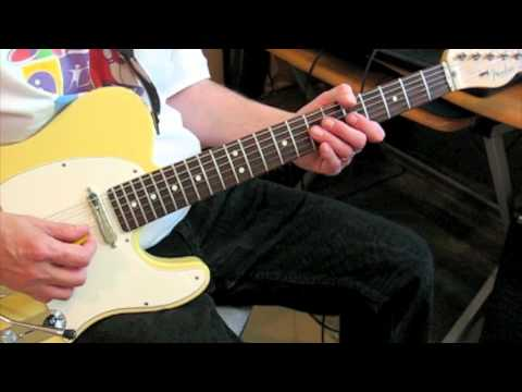 Guitar Lesson Cant You Hear Me Knockin Rolling Stones Youtube