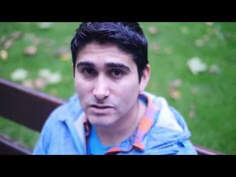 """How Ireland changed my life"" - Waldo Ramos"
