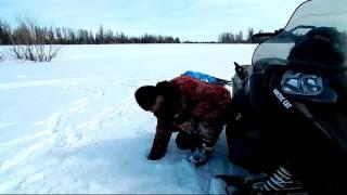 Супер рыбалка(Окунь и Сиг на зимнюю удочку.)(Была просто супер рыбалка в два отличных по погоде дня,ловил всё на горной реке окунь хапал как собака:))..., 2016-04-25T03:16:40.000Z)