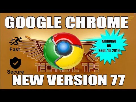 Chrome 77 - What's New In Google Chrome Version 77