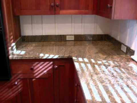Sucuri Exotic Granite Kitchen Coutertops Charlotte NC
