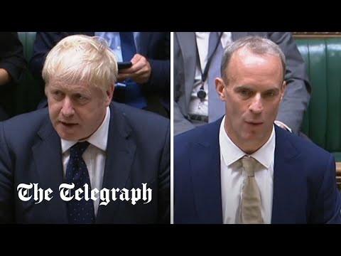 Watch live: Boris Johnson and Dominic Raab defend handling of Afghanistan crisis to MPs