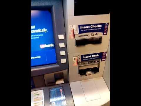 Us Bank Atm Deposit