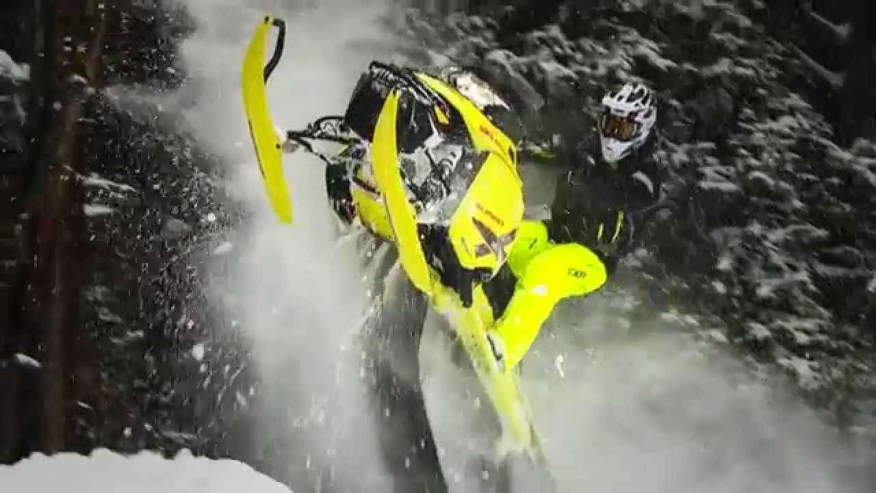 2015 Ski-Doo Summit X 800 T3 174