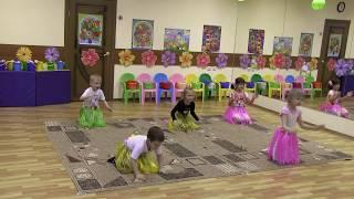 www.kapetoshka.ru Танец Чунга -Чанга  Урок Ритмики Дети 4-6 года