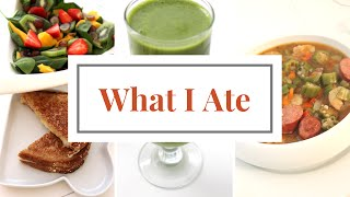 WHAT I ATE THIS WEEK & QUICK RECIPE SHARE: Week Of Feb 8-12