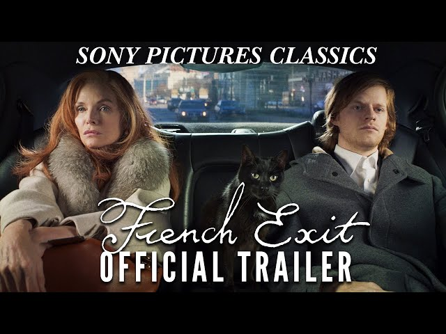 FRENCH EXIT | Official Trailer (2021)