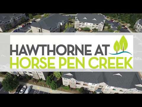 Hawthorne At Horse Pen Creek - Apartments In Greensboro, NC