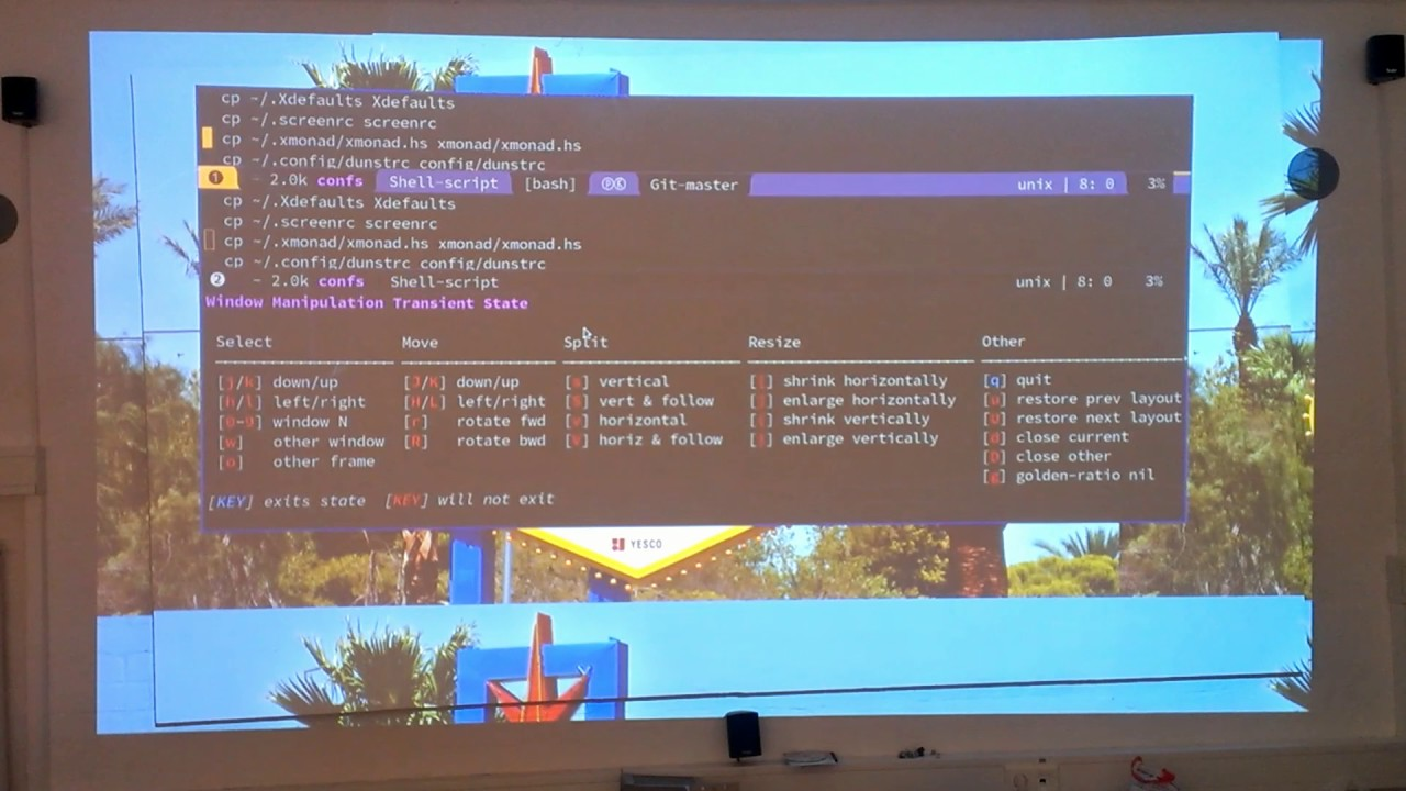 Talk: Spacemacs – A Distribution for GNU Emacs