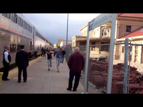 Amtrak California Zephyr: Denver to Salt Lake City