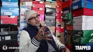 OG Sneaker Collector Kish Kash Talks about  UK Sneakehead Culture