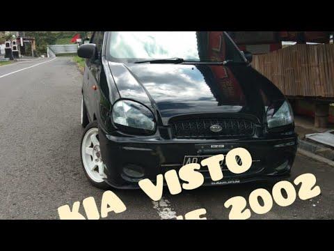 Review Mobil Murah 2020 Irit Handal KIA VISTO Zip Drive 2002