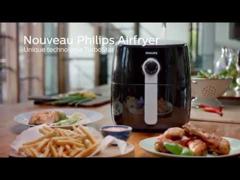 Philips Friteuse Viva Collection Airfryer Fr