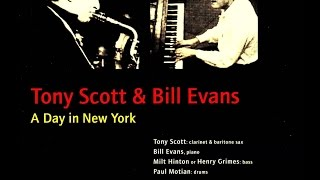 Tony Scott & Bill Evans - Tenderly