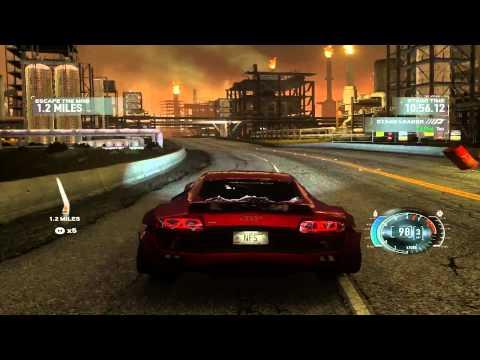 Need For Speed The Run Walkthrough - #10 Illinois, Ohio, and Pennsylvania