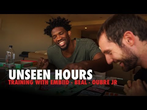 Training With Joel Embiid, Bradley Beal & Kelly Oubre Jr | Unseen Hours Episode 8