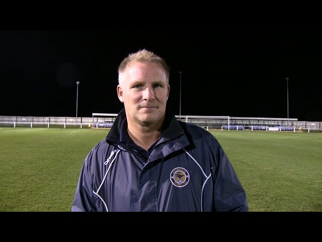 2020-09-22 | Chalfont St Peter vs Farnborough | Spencer Day Post-Match Interview