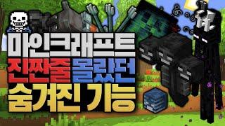가짠줄 알았던 마크의 숨겨진 기능들 마인크래프트 (Minecraft) [블루위키]