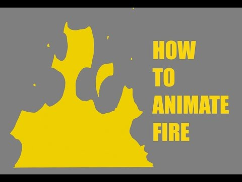 How to Animate Fire