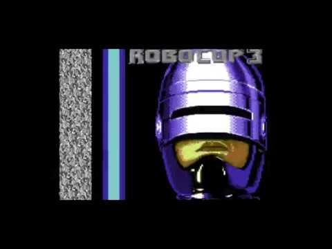 Robocop 3 - Title/Dutch Breeze Remix (C64 Game)
