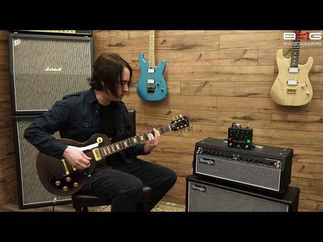 Seymour Duncan Palladium Gain Stage Demo