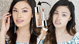 My Current Full Coverage Foundation Routine + Clinique Beyond Perfecting Foundation Review