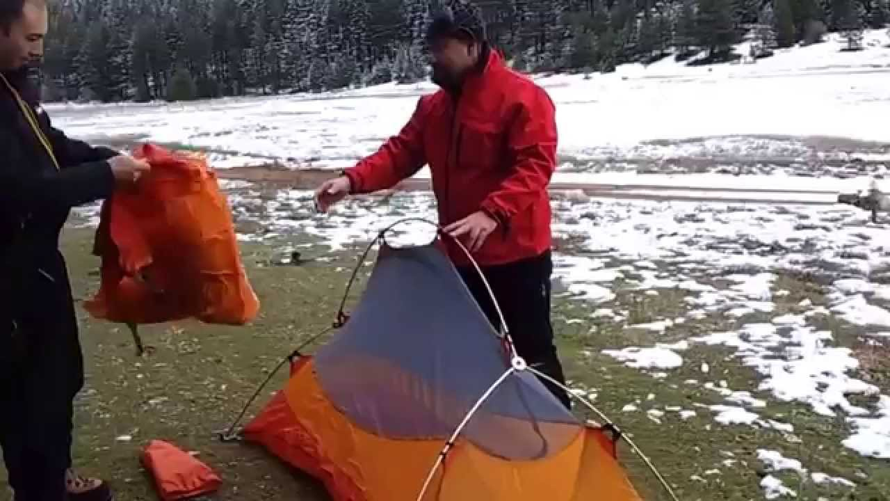 sc 1 st  YouTube & Marmot Eos 1P Çad?r ?ncelemesi (Marmot Eos 1p Tent review) - YouTube
