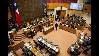 Sala del Senado aprobó en general el proyecto de oficialidad para sistema Ley Chile