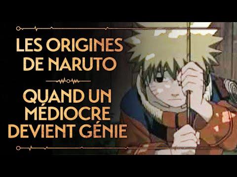 PVR #5 : NARUTO - LES ORIGINES DU MANGA