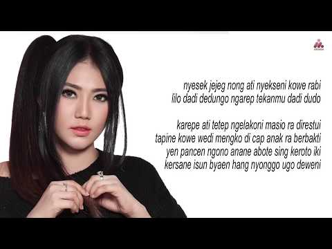 Via Vallen - Ra Jodo (Official Video Lyric)