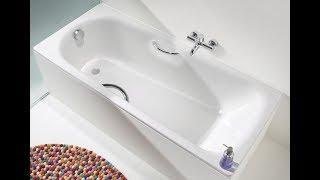 видео Акриловая ванна для ванной комнаты: выбор формы, преимущества и особенности