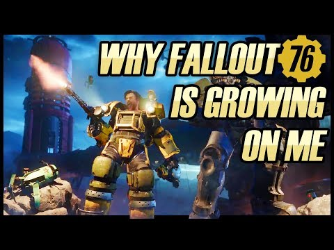 WHY FALLOUT 76 IS GROWING ON ME thumbnail