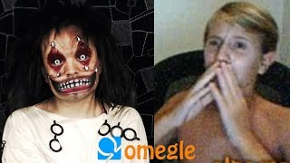 The Smiler goes on Omegle!