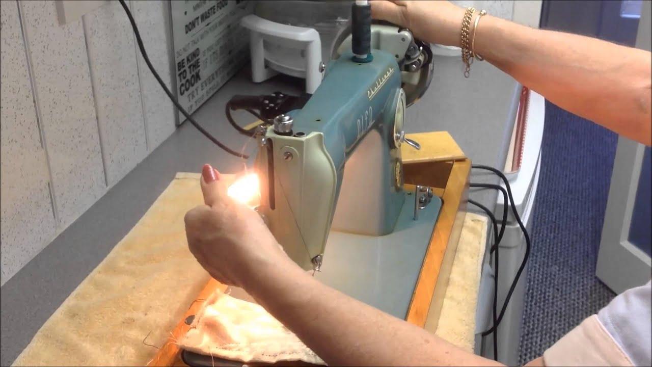 Alfa 42 Sewing Machine Problems Youtube
