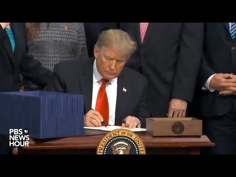 President Donald Trump just signed the Farm Bill, legalizing industrial hemp in the United States!