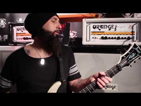 Monte Pittman live guitar rig rundown