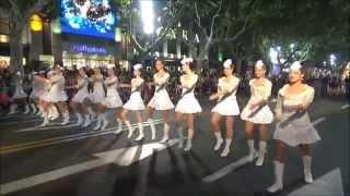 DOM ZUŠ Jeseník a Crazy girls na Shanghai Tourism Festival 2015